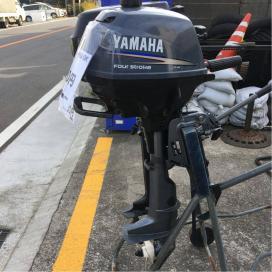 ヤマハ2馬力4サイクルS水槽試運転済み