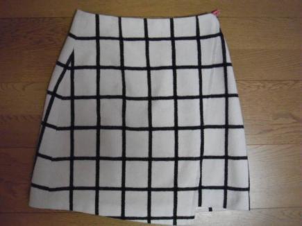 CECIL McBEE セシルマクビー ミニスカート 巻きスカート風 M(クリーニング済)