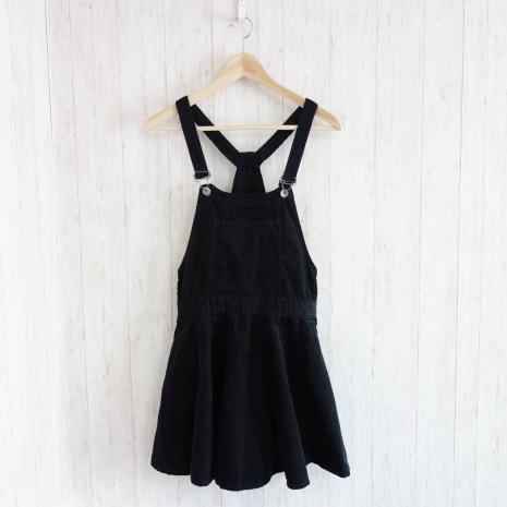 BROWNY(ブラウニー)ジャンパースカート コーデュロイ/送料164円