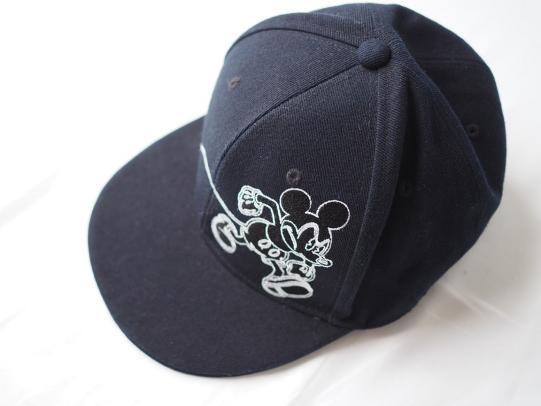 DEATH VALLEY × Disney★ミッキー キャップ/帽子★