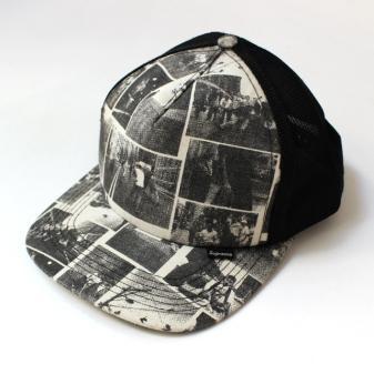 Supreme × ARI MARCOPOULOS 5PANEL CAP ブラック / 帽子 キャップ シュプリーム