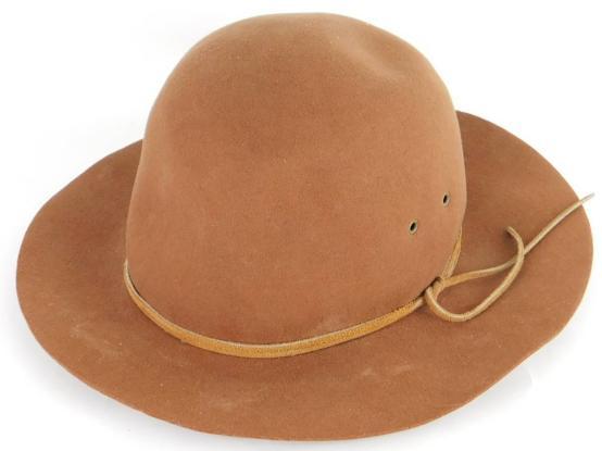正規品 Ralph Lauren ラルフ・ローレン ハット ウールハット 帽子 ウール100% ブラウン