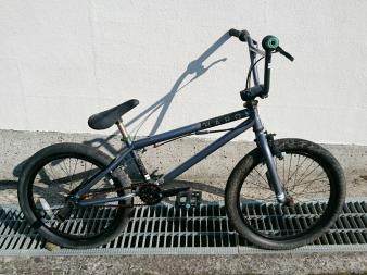 HARO ハロー 200.2 BMX ストリート フラット 20.5サイズ 自転車