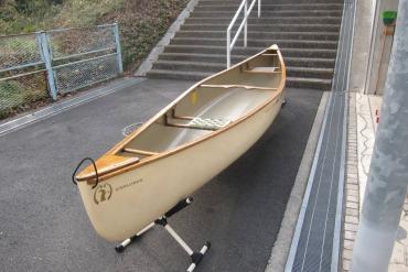 カナディアンカヌー Madriver Canoe Explorer 16f (マッドリバーエクスプローラー16f)