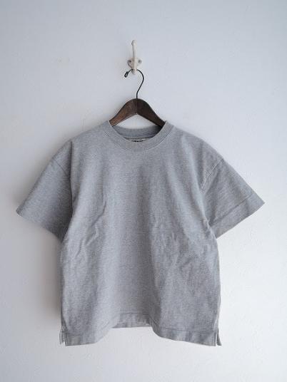 ■オーラリー AURALEE *STAND UP TEE スタンドアップTシャツ*1カットソーコットンレディ