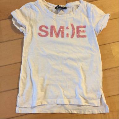110 5歳 babygap GAP 女の子 トップス 半袖 Tシャツ キッズ 子ども 定番 ジュニア シ