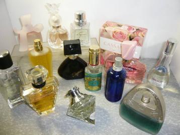 ◆1円~◆香水セット! ランコム、ジバンシー、アバクロ、アナスイ、サムライ 他多数 50m