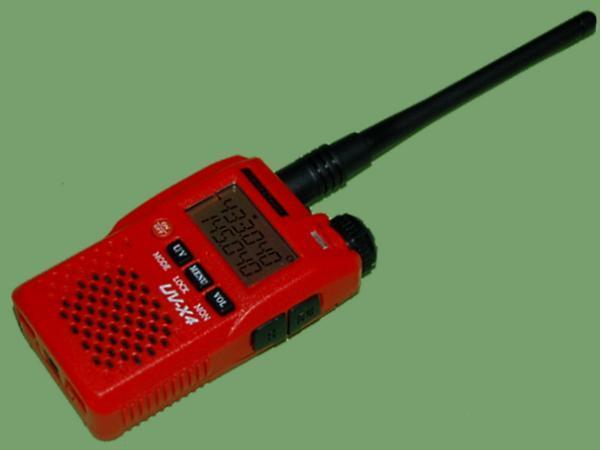 [新品] UV-3R MkII - Radio Dream UV-X4 Red ルック [限定品]