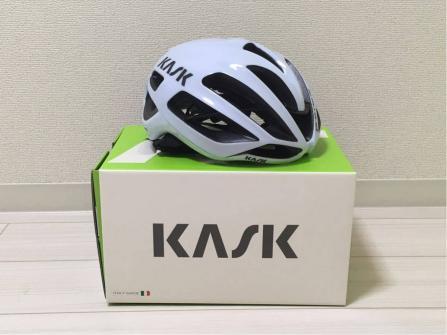 KASK Protone ヘルメット Lサイズ JCF認証有り