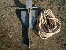 イカリ 10kg 錨 アンカー 最終値下げ