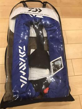 ダイワ オートインフレータブル ライフジャケット DF-2005 新品