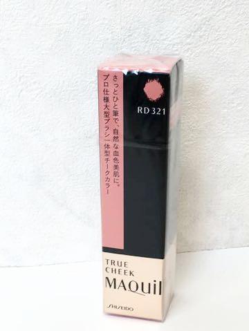 k マキアージュ / トゥルーチーク RD321 ほお紅