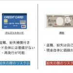 現金よりも安心できるクレジットカードのセキュリティ事情について
