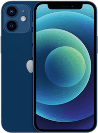 ワイモバイルのiPhone 12 mini